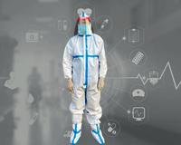 Mutex Flsc Medical Coverall Honeywell