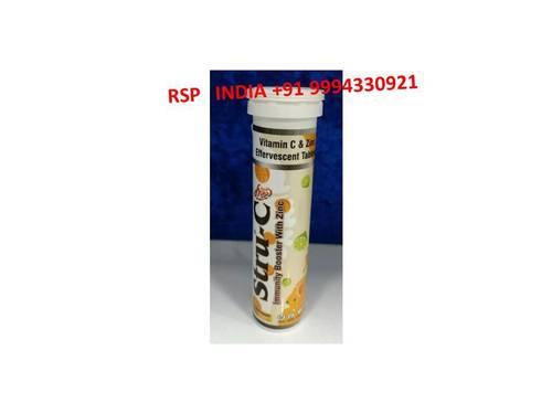 Stru - C Immunity Booster With Zinc