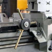 Lathe Carriage Stopper For Turning