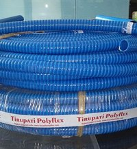 Blue PVC Suction Hose