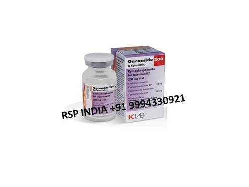 Oncomide 200mg Injection