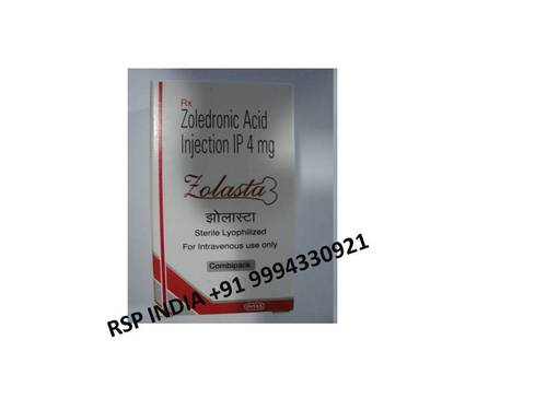 Zolasta 4 Mg Injection