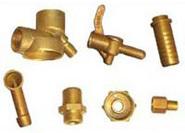 Agriculture Brass Custom Part