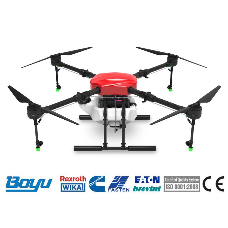 NSA410 4 Rotor UAV Agricultural Fertilizer Drone
