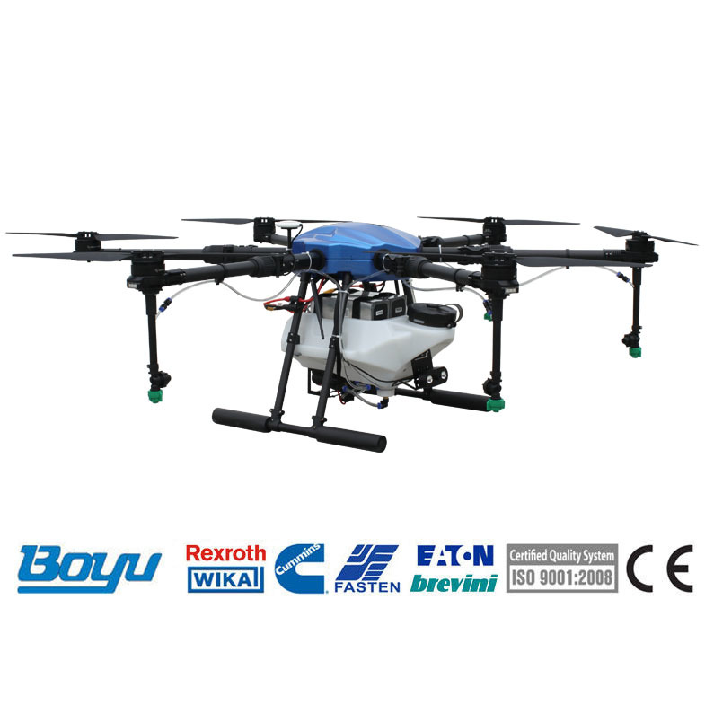 NSA610 16L UAV Agricultural Fertilizer Drone For Farming