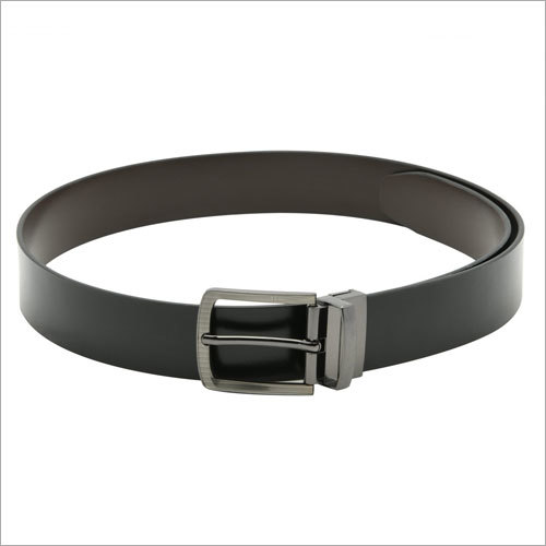 Men Formal Black Belt