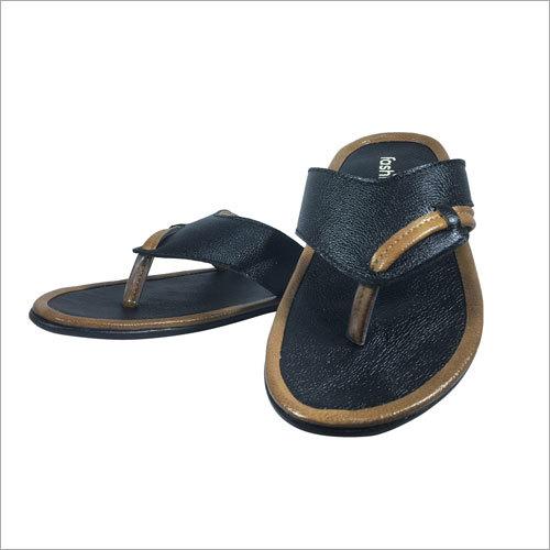 Men Black Comfortable Sandal