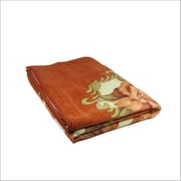 Floral Printed Bath Towel