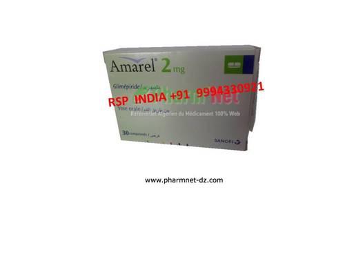 Amarel 2mg Tablets