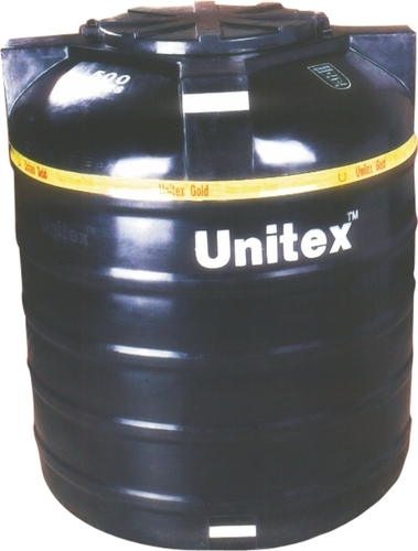 Black Triple layer water tanks UNITEX