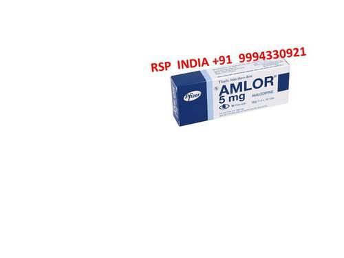 Amlor 5mg Tablets