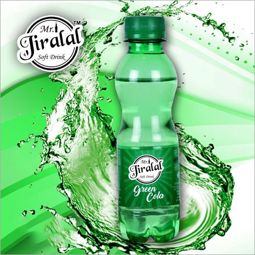 200 ML Green Cola Soft Drink