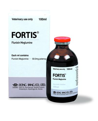 FORTIS veterinary anti inflammatory for animals