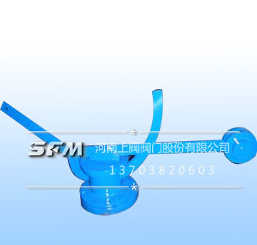 GAS BLEEDING VALVE