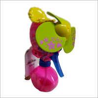Plastic Spray Bottle With Fan