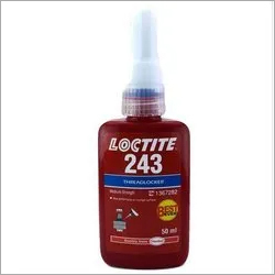 Loctite 243 Medium Strength, Oil Resistant