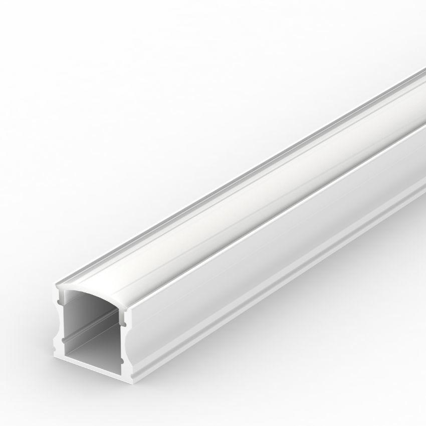 Aluminium Led Profile 16 Mm Deep