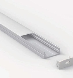 Aluminium Led Profile 11 Mm  Deep