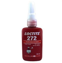 Loctite 272 Threadlocker, High Strength, High Temperature