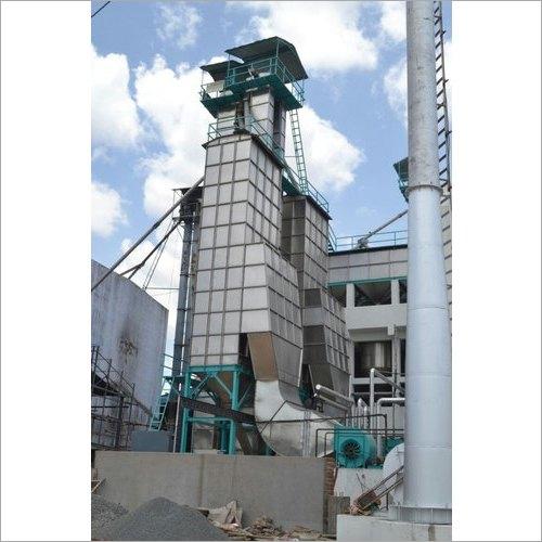 Raw Paddy Dryer Plant