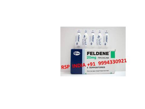 Feldene 20mg Suppositories