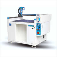 Leather Gluing Machine