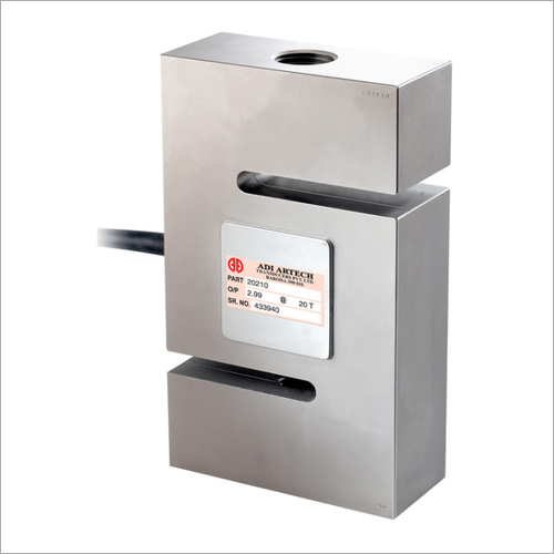 S Beam Aluminum Load Cell - 20210-AL