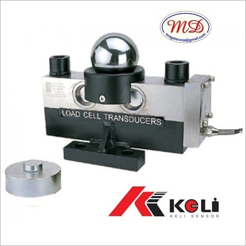 Cup & Ball Load Cell 30 Ton