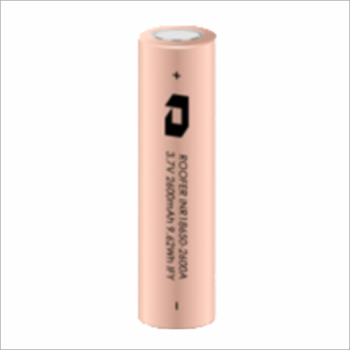 3.7V 2600 Mah Lithium Ion Battery