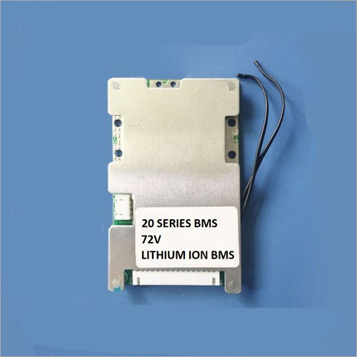 72V Lithium Ion Battery Management System