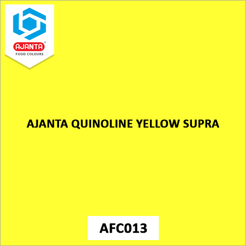 Ajanta Quinoline Yellow Supra Food Colours