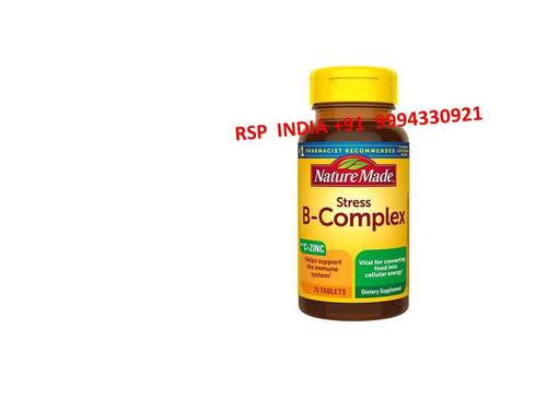 Nature Made Stress B Complex Tablets
