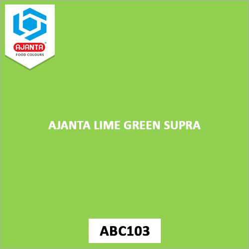 Ajanta Lime Green Supra Animal Feeds Colours