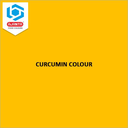 Curcumin Colour