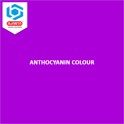 Anthocyanin Colour