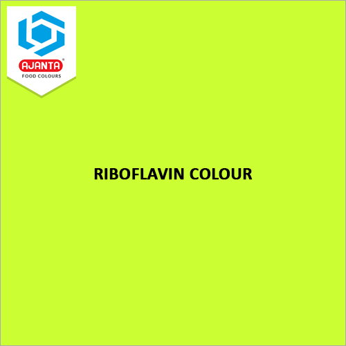 Riboflavin Colour