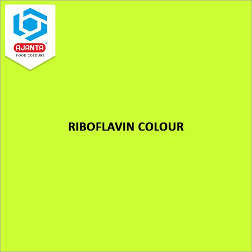 Riboflavin Colour