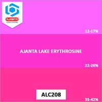 Lake Erythrosine Products Colours