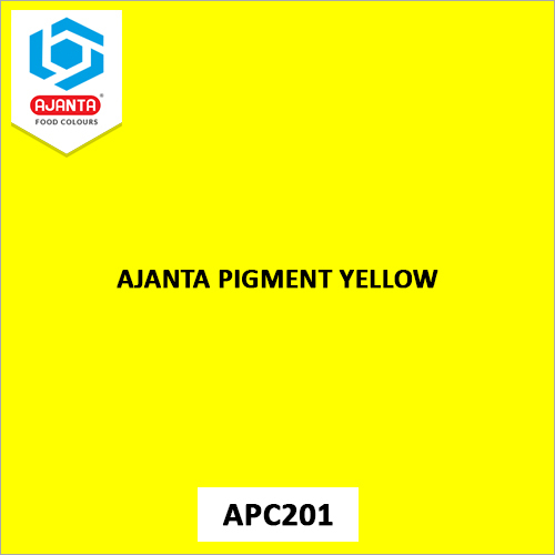 Ajanta Pigment Yellow Industrial Colours