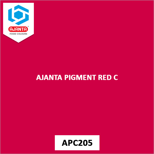 Ajanta Pigment Red C Industrial Colours