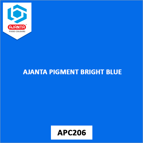 Ajanta Pigment Bright Blue Industrial Colours