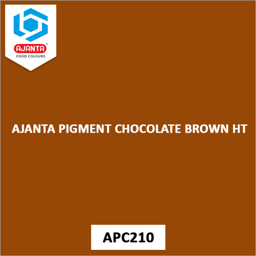 Ajanta Pigment Chocolate Brown HT Industrial Colours