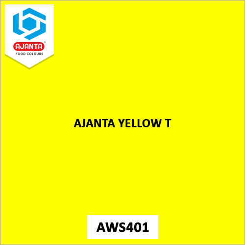 Ajanta Yellow T Industrial Colours