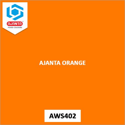 Ajanta Orange Industrial Colours
