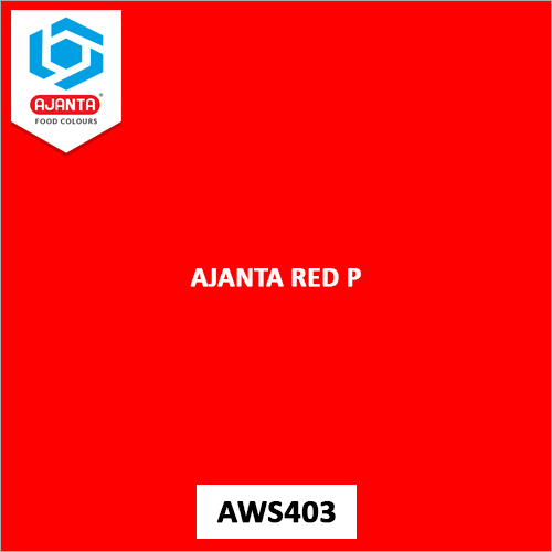 Ajanta Red P Industrial Colours