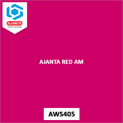 Ajanta Red AM Industrial Colours