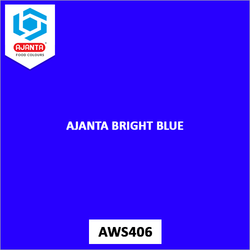 Ajanta Bright Blue Industrial Colours