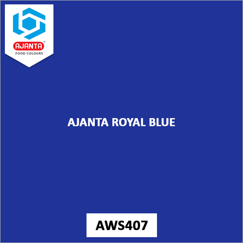Ajanta Royal Blue Industrial Colours