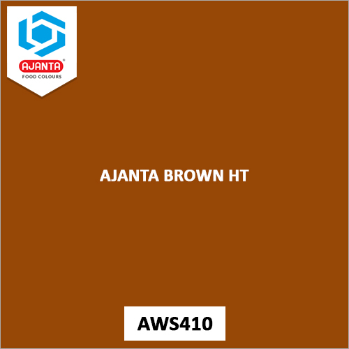Ajanta Brown HT Industrial Colours