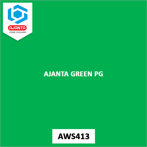 Ajanta Green PG Industrial Colours